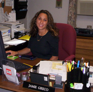 Jamie Greco, General Manager